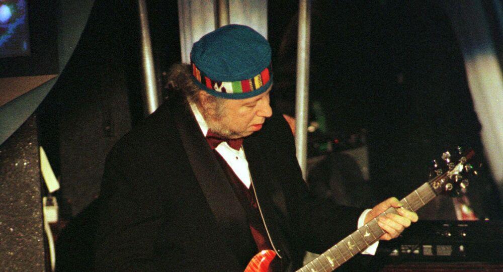 Peter Green Fleetwood Mac Co-Founder