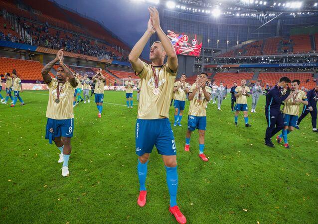 Russian professional footballer Artem Dzyuba