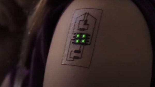 Cyborg tattoos - Sputnik International