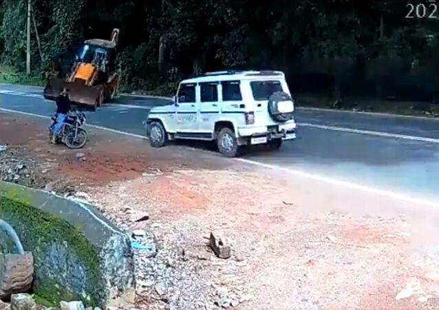 road incident