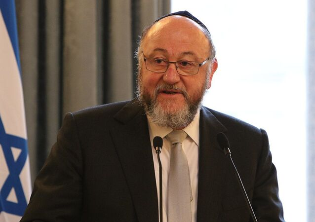 Chief Rabbi of the United Hebrew Congregations of the Commonwealth, Ephraim Mirvis