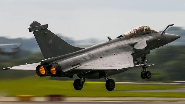 French Navy Aeronavale Rafale M - Sputnik International