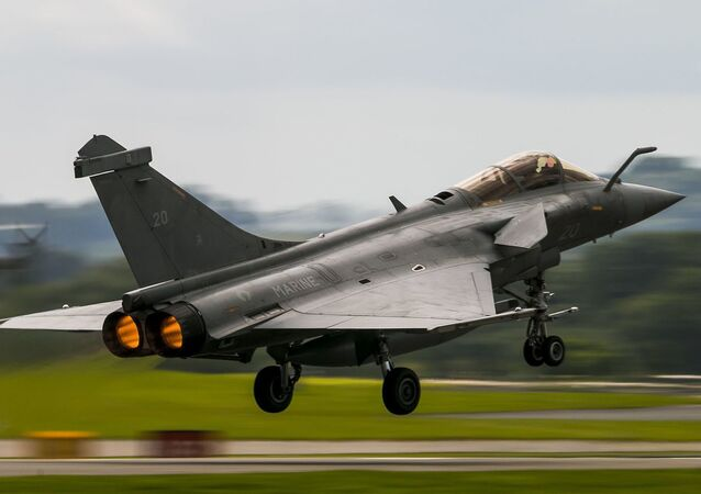 French Navy Aeronavale Rafale M