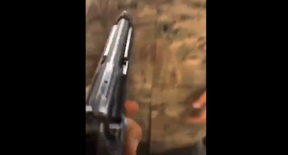 TikTok Post Showing Soldier Pointing Loaded Firearm at Colleague Prompts Probe