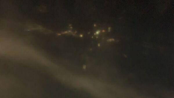 Mysterious lights - Sputnik International