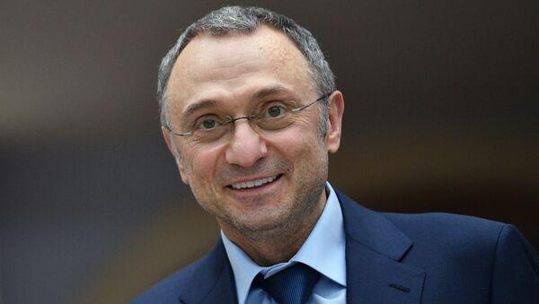 Russian lawmaker Suleiman Kerimov - Sputnik International
