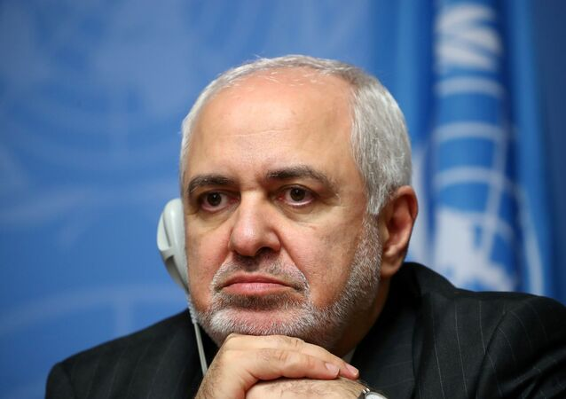 Iran's Foreign Minister Mohammad Javad Zarif attends a news conference at the Untied Nations in Geneva, Switzerland, October 29, 2019.