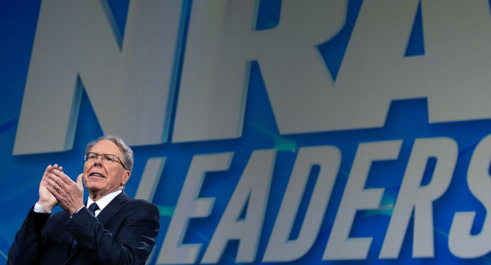 Wayne LaPierre, Executive Vice President and Chief Executive Officer of the NRA