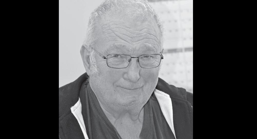 Leelanau County Road Commissioner Tom Eckerle