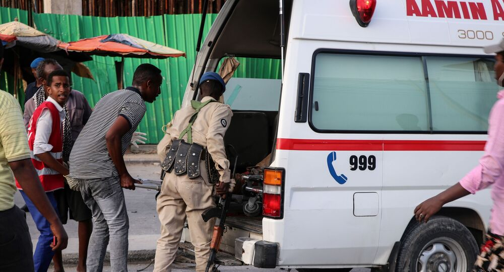 Ambulance, Somalia