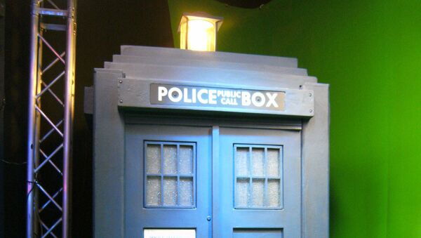 Doctor Who Exhibition - Sputnik International