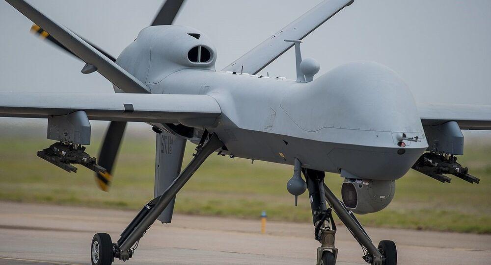 Drones, MQ-9 Reaper