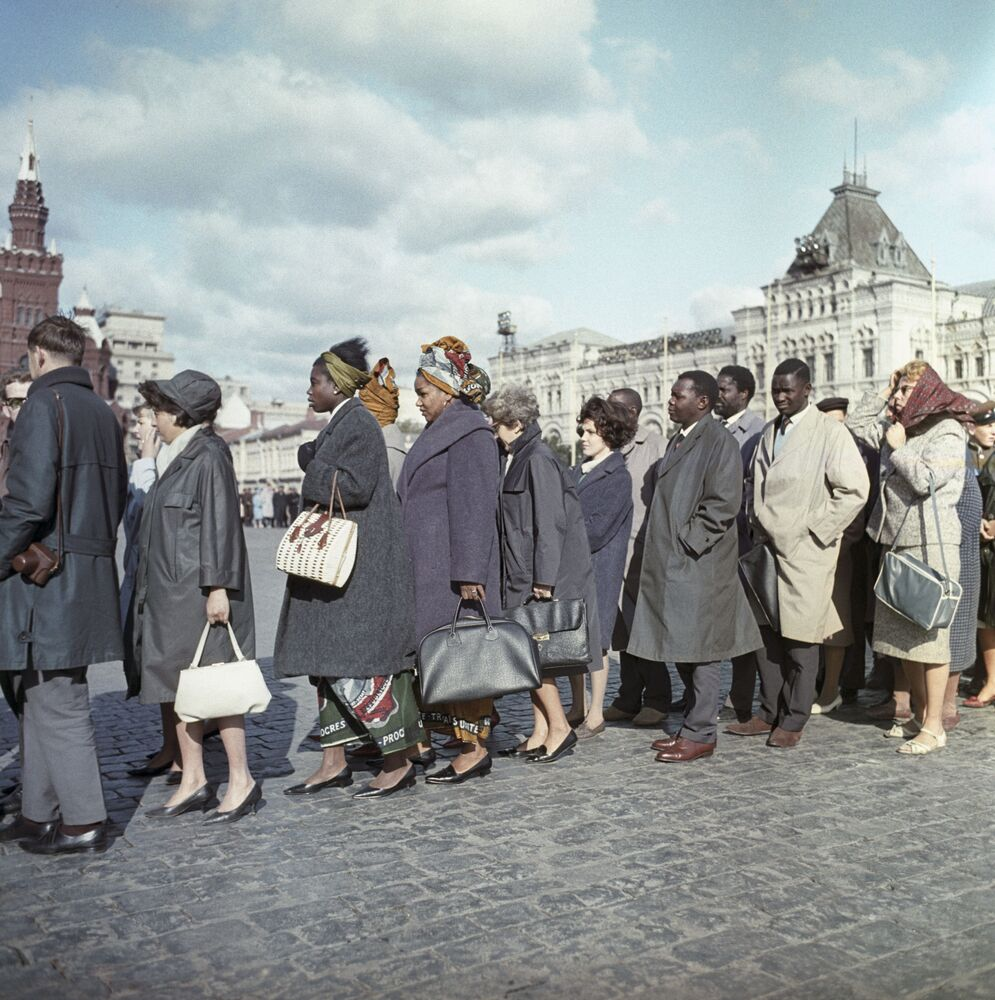 To Moscow With Love: Tourists Visiting the USSR and Modern-Day Russia