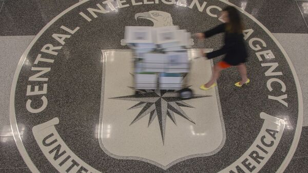 Central Intelligence Agency - Sputnik International