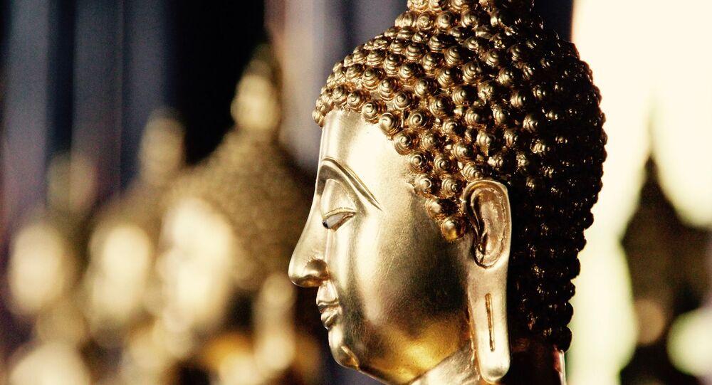 Sculptures in Bangkok, Thailand