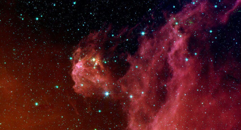 Orion Nebula Constellation
