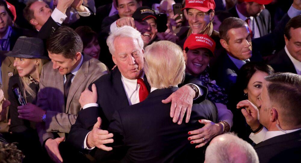 Joe Biden Sends Condolences to Trump After Brother's Death