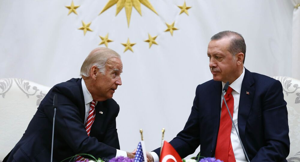 Turkey condemns Biden's criticism of 'autocrat' Erdogan