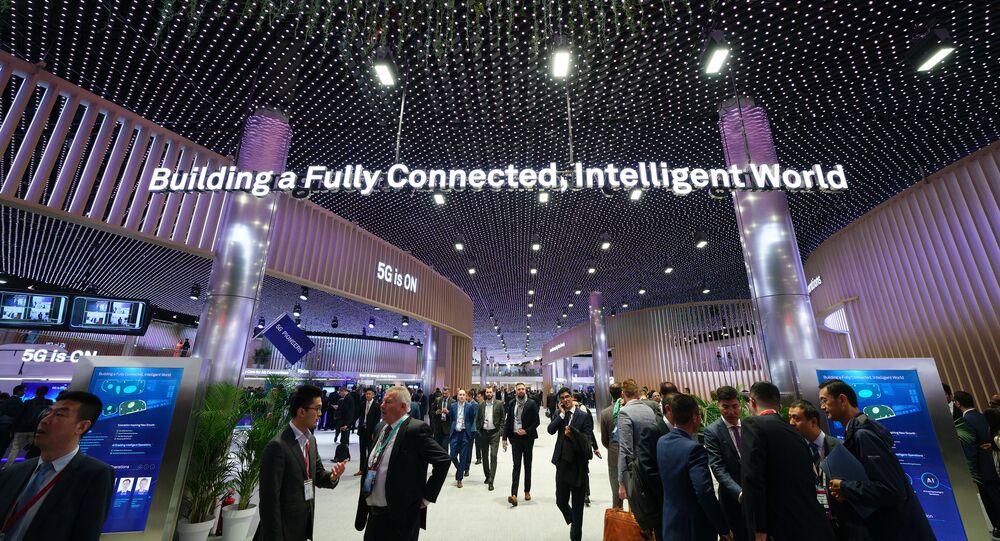 Huawei Mobile World Congress 2019
