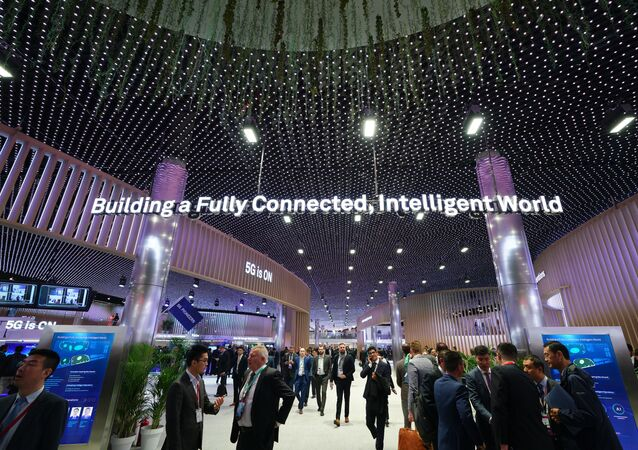 Huawei Mobile World Congress 2019