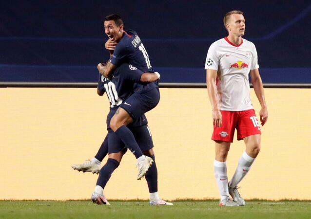 Semi Final - RB Leipzig v Paris St Germain