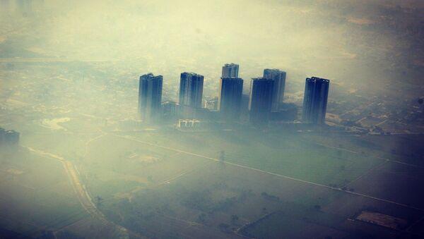Pollution Air Delhi - Sputnik International