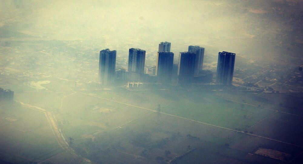 Pollution Air Delhi