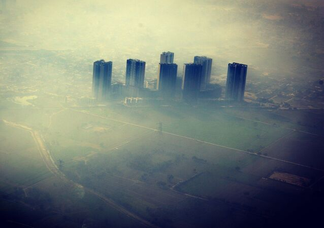 Pollution Air Delhi