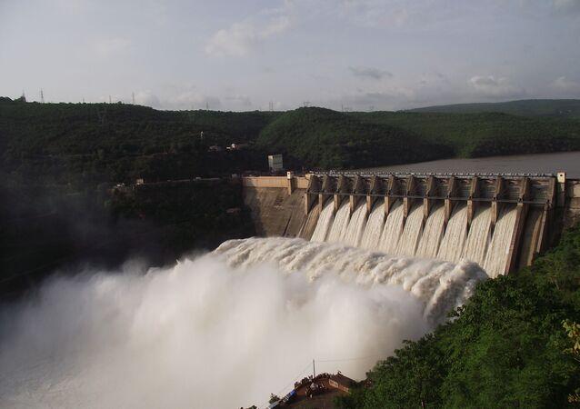 Srisailam Damm