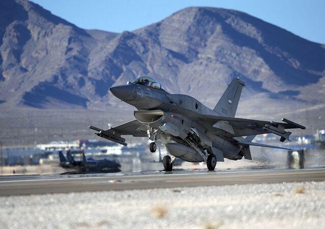 F-16 UAE