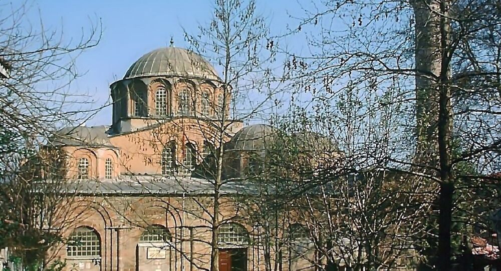 Turkey's Erdogan converts another former church into mosque