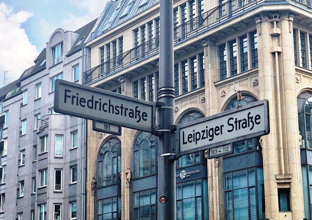 streets in Berlin