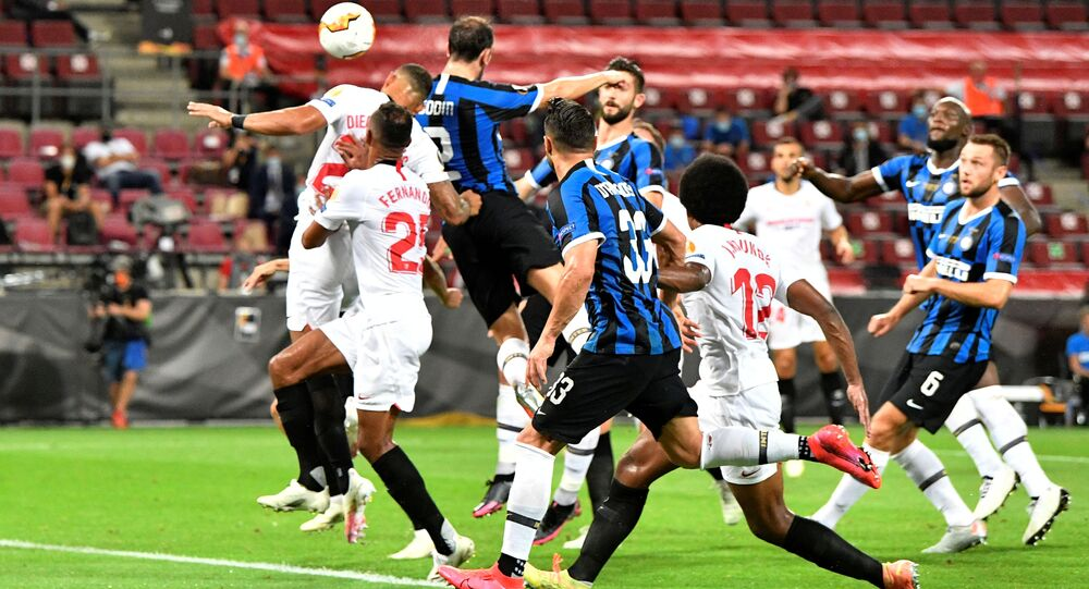 Europa League - Final - Sevilla v Inter Milan