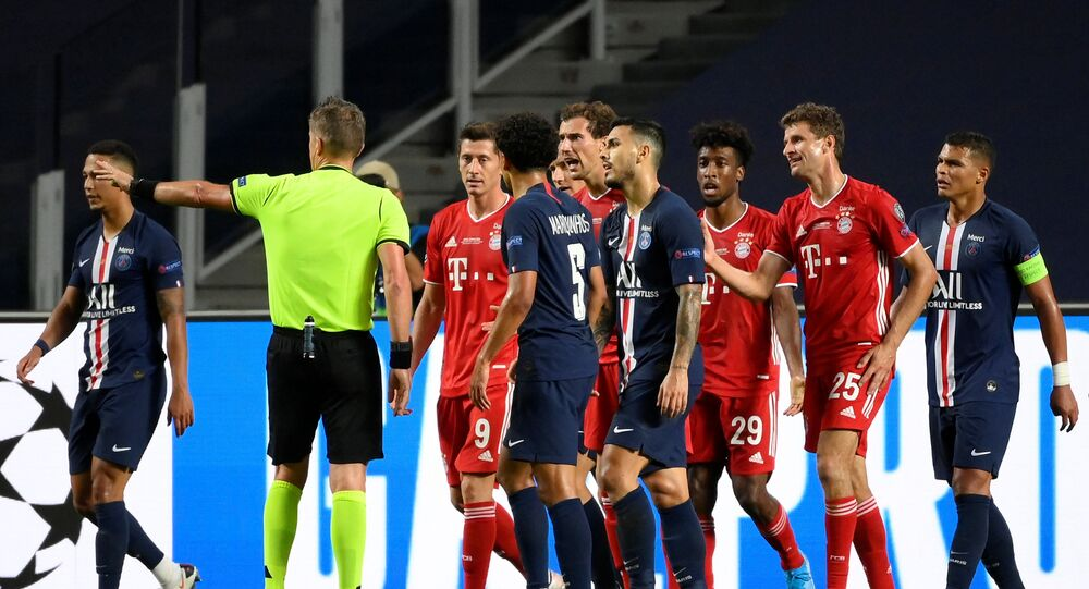 Champions League winners Bayern were 'a little lucky' - Klopp