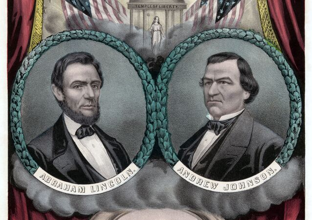 United States Republican presidential ticket, 1864