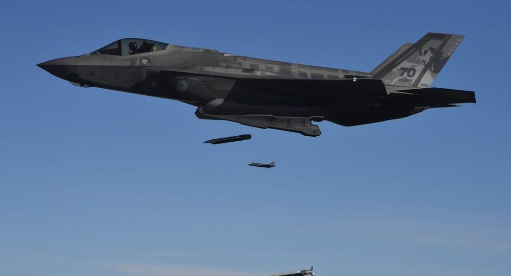 16x Precision strike = 100% successful Operational Test trial. #F35 #OT #Airpower