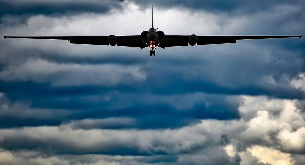 China protests alleged US spy plane incursion during military exercise
