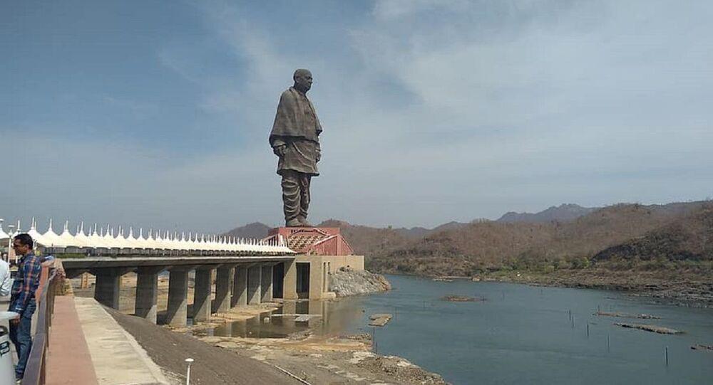Statue of Unity in Gujarat