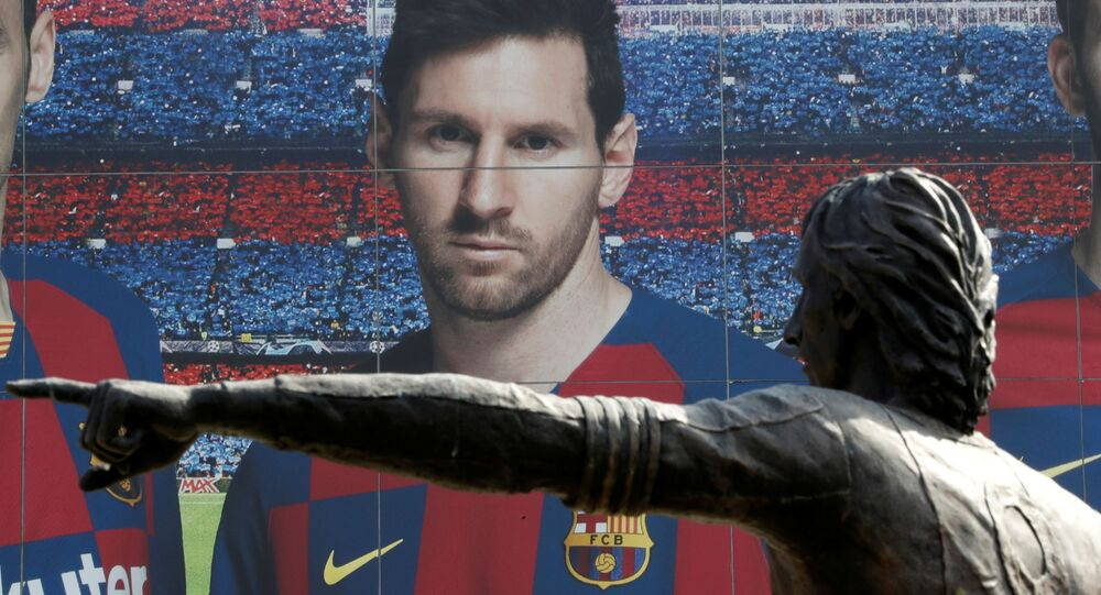 Arsenal manager Arteta: Messi would be good for Premier league