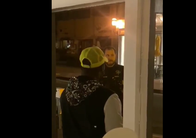 Video: Probe Launched After US Cop Demands Black Business Owner Proves He Owns His Store