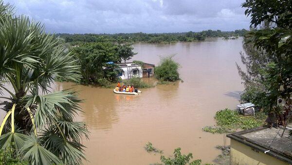 Floods at Manikhamb, Balasore, Odisha (File) - Sputnik International
