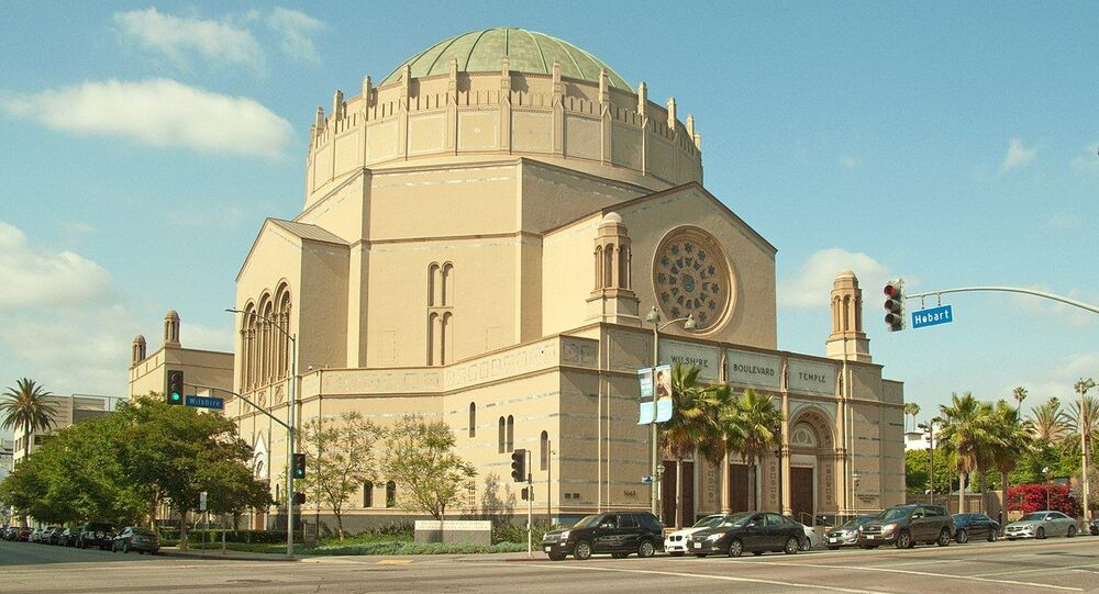 Wilshire Boulevard Temple, known from 1862 to 1933 as Congregation B'nai B'rith, is the oldest Jewish congregation in Los Angeles, California