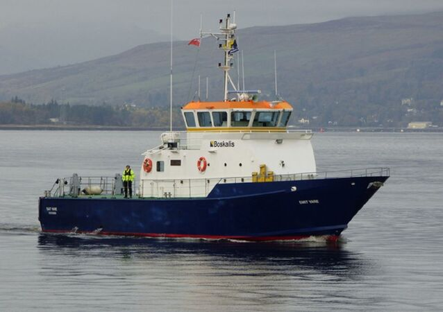 Smit Yare vessel