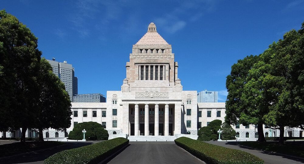 National Diet Building of Japan