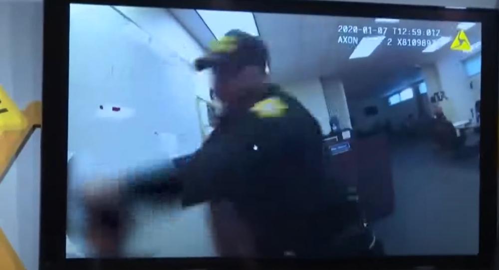South Carolina deputy fired, accused of assaulting woman in custody