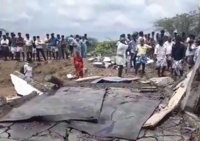 Tragic accident at a cracker factory kills 5 at Cuddalore