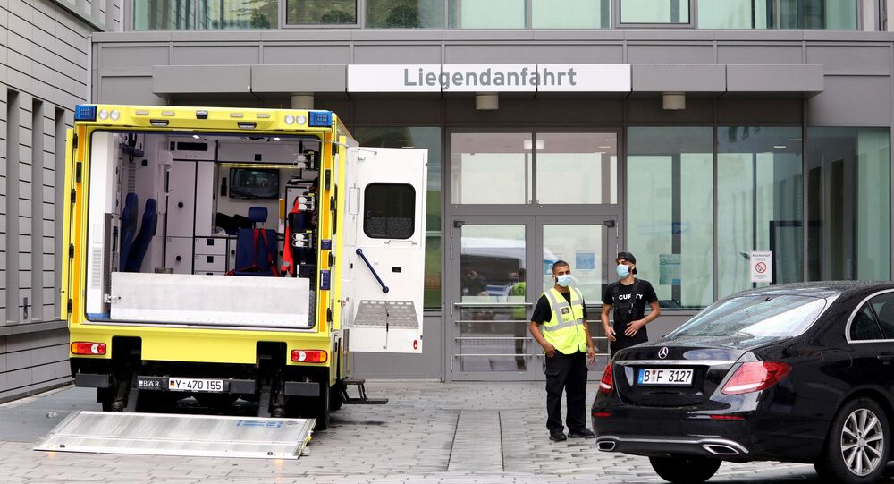 Berlin-based Charite hospital