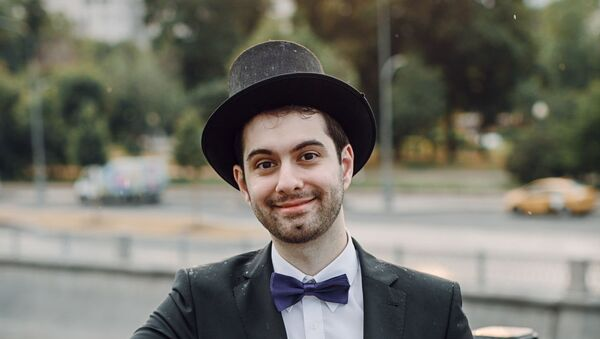 Evgeny Mikhaylov - Sputnik International