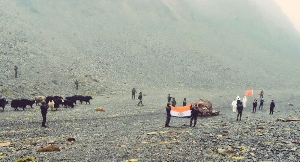 Indian Army handed over 13 Yaks to China on 07 Sep that had strayed across LAC on 31 Aug in East Kameng in Arunachal Pradesh