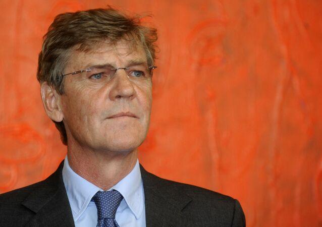 Ernst August V of Hanover. 2009 file photo.